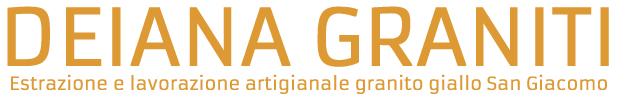 Deiana Graniti, estrazione lavorazione e vendita granito giallo san giacomo